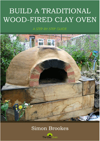 Build a Traditional Wood-Fired Clay Oven eBook Cover